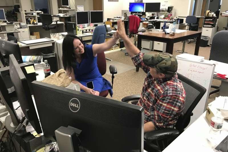 2020年普立茲獎:美國阿拉斯加州《安克拉治日報》與非營利ProPublica合作贏得公共服務獎(AP)