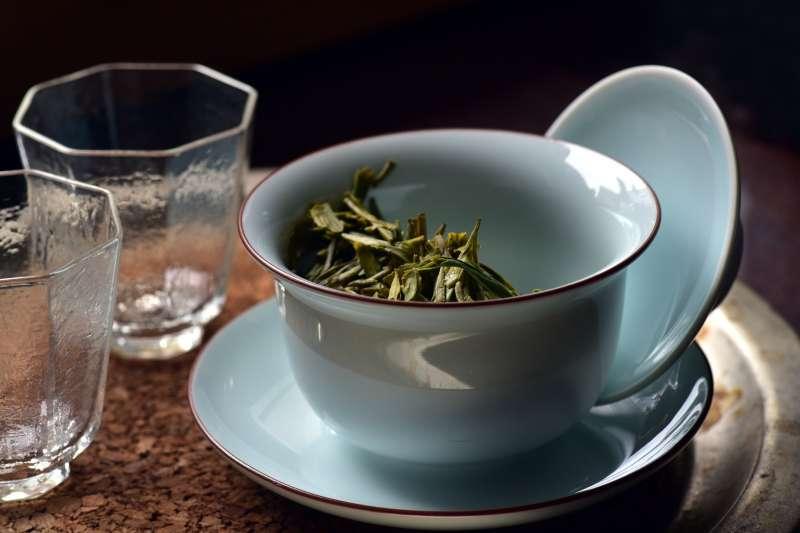 茶壺、茶器。(圖/pixabay)