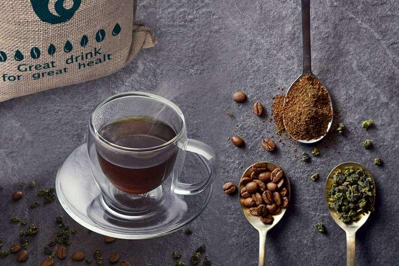 享So綠茶咖啡美味的關鍵在於原物料的選用,以及重視新鮮度的接單生產製程(圖片來源:享So)