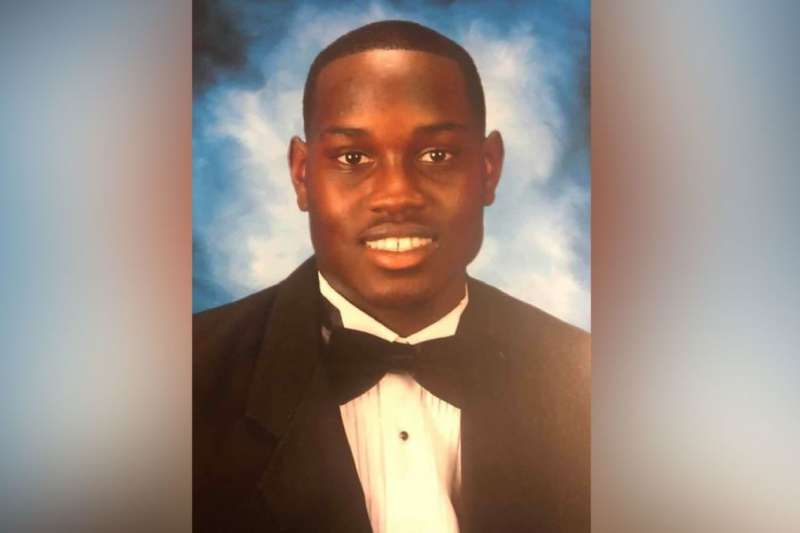 2020年2月23日,美國喬治亞州黑人青年阿貝瑞(Ahmaud Arbery)無辜遭到一對白人父子槍殺(取自網路)