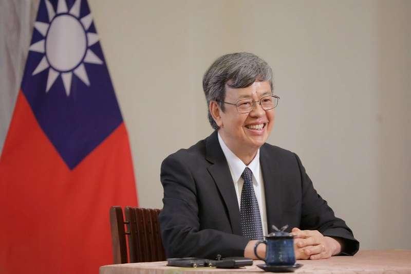 學者出身的前副總統陳建仁(見圖)是筆者認為「高教國是會議」最佳的召集人。(資料照,總統府提供)