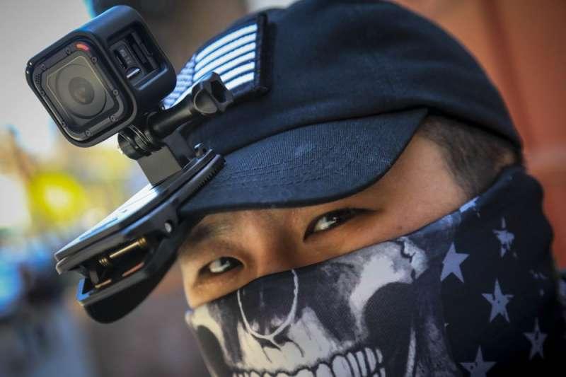 韓裔美國人因新冠肺炎大流行而遭到仇恨攻擊,出門變得小心翼翼,甚至帶GoPro來蒐集犯罪證據。(資料照,AP)