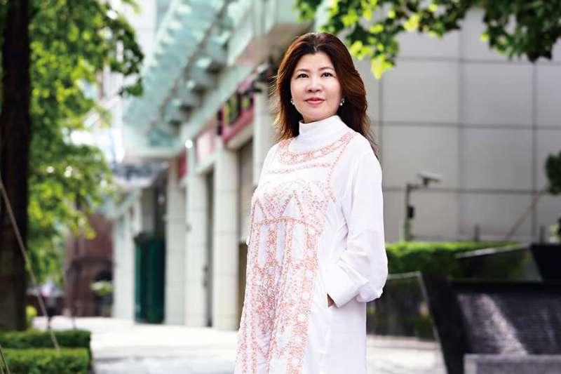 興趣不只能當飯吃,還能靠興趣財務自由!這是東京不動產女王廖惠萍的人生寫照。(圖/Money錢提供)