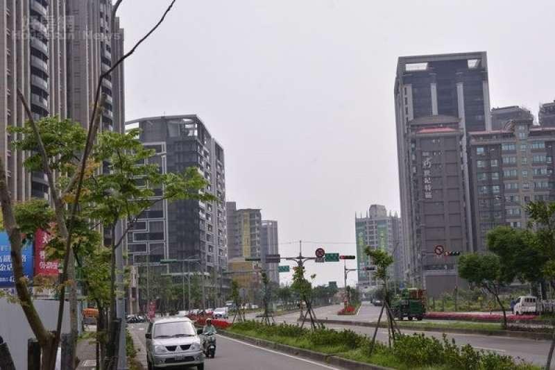 青埔特區因鄰近高鐵桃園站、機場捷運線,建商推案量也大,成為民眾討論度很熱的區域之一。(好房網資料照)