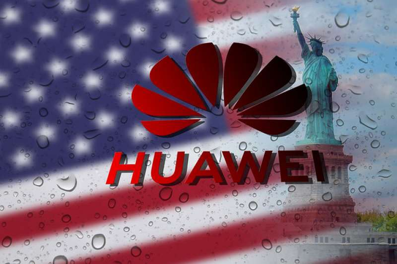 美國華為禁令更嚴格!華為概念股眾多公司今天股票遭挫。(圖:flickr)