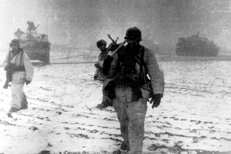 20200518-突圍中的納粹黨衛軍維京師。(取自Wikimedia Commons)