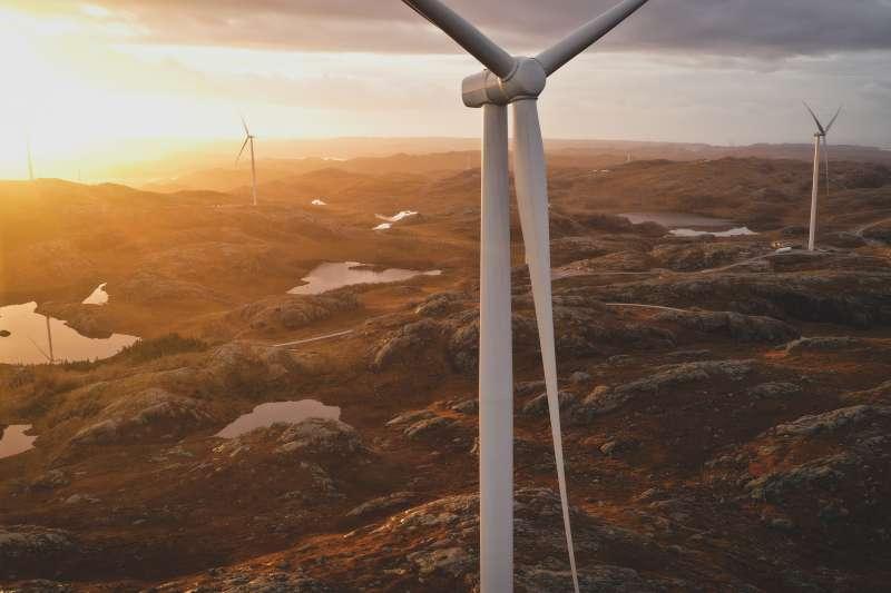 麥格理綠投資挪威風場優先落實在地化目標。(Spectacular NorwayAS提供)