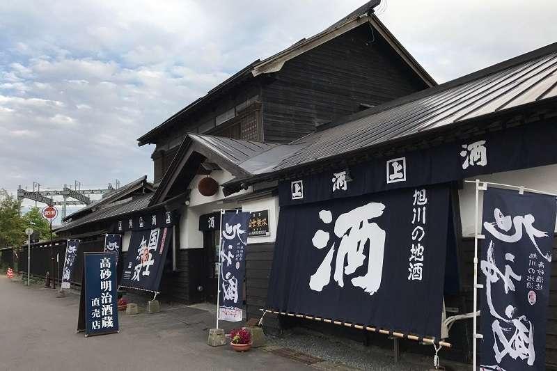 北海道是米的產地,產量位居日本第一,用當地酒米釀成的風味輕盈而淡雅。(圖/Twitter@Salvador_1971)