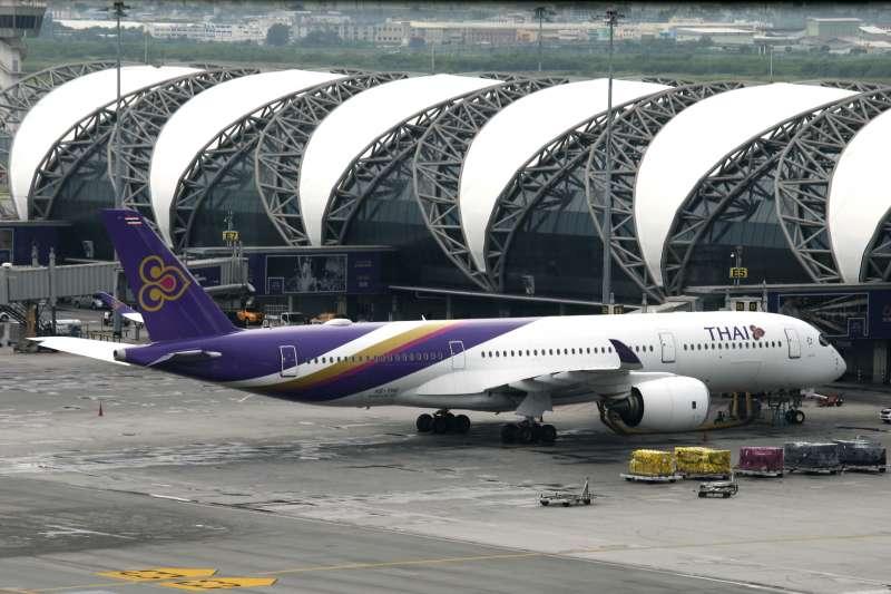 泰國政府發言人18日證實,泰國航空將向破產法院聲請破產重組(美聯社)