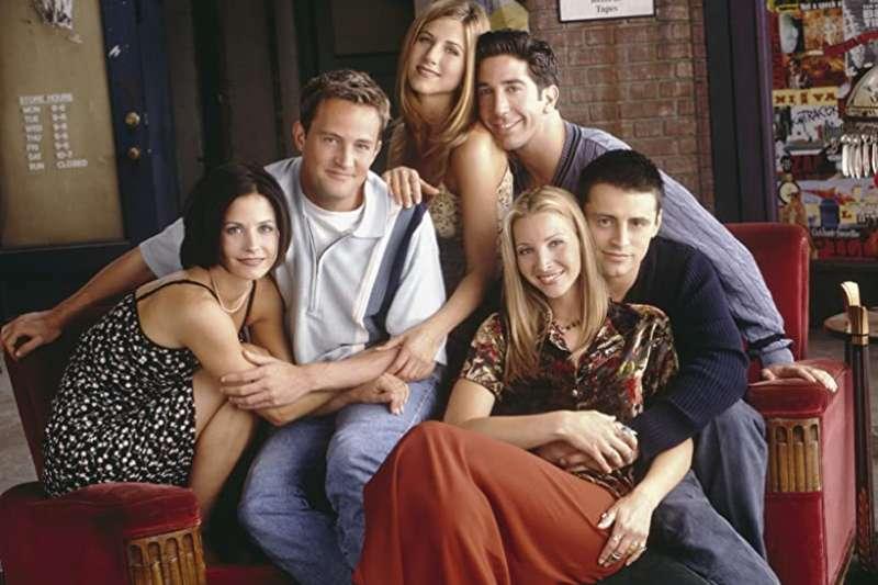 經典美劇《六人行》五月底即將回歸HBO,那些伴著我們又哭又笑的青春歲月,你身邊也有一個Monica嗎?(圖/取自IMDb)