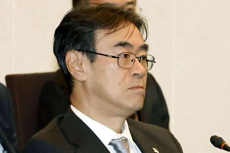 東京高等檢察廳檢察長黑川弘務被視為日本首相安倍晉三的愛將,卻因為賭博醜聞黯然請辭。(AP)