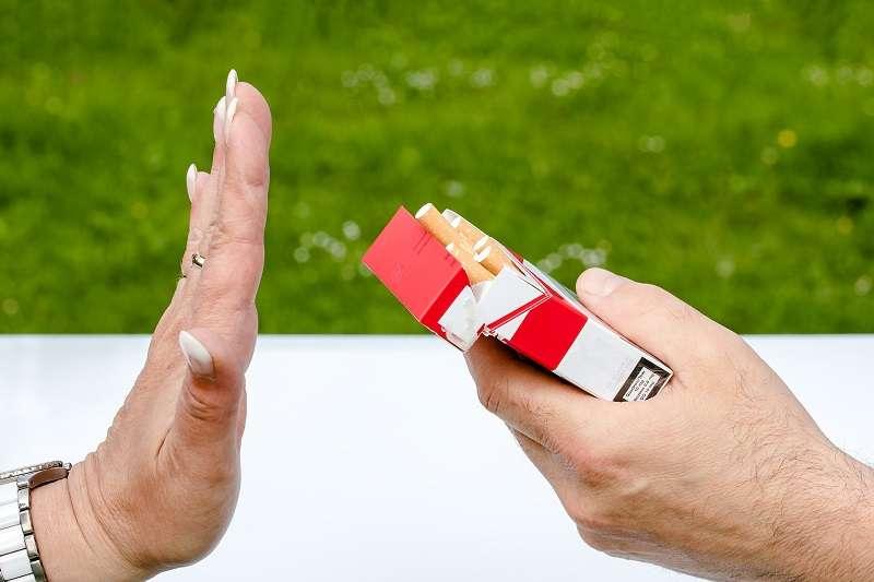 戒菸其實有技巧可循。(圖/pixabay)