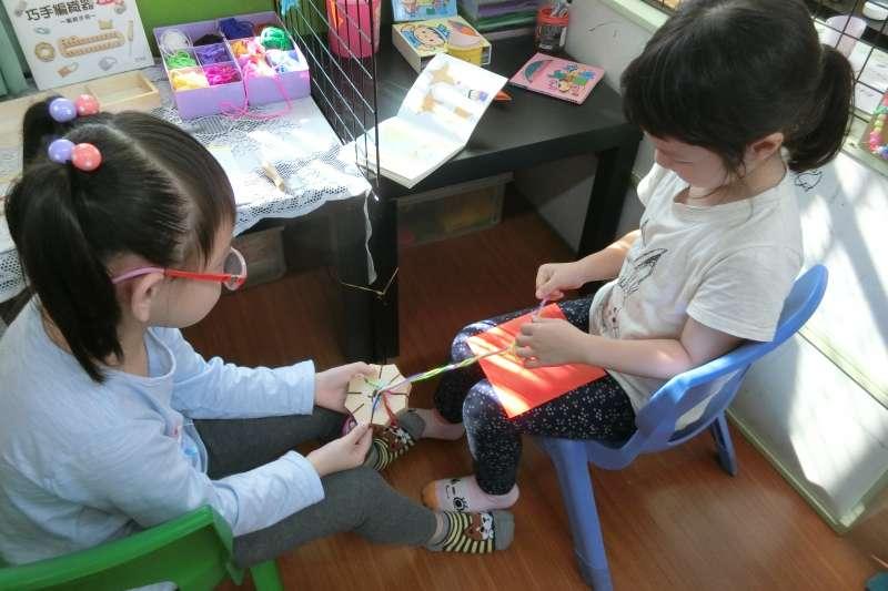 市府鼓勵幼兒「就近入園」有助於學前與國小教育的銜接。(圖/高雄市政府教育局提供)