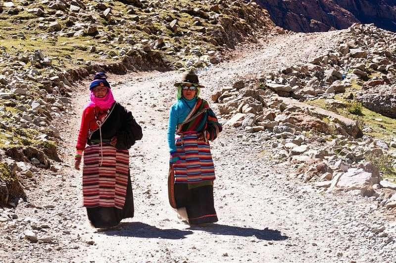 印度里普列克山口(Lipulekh Pass)(BBC)