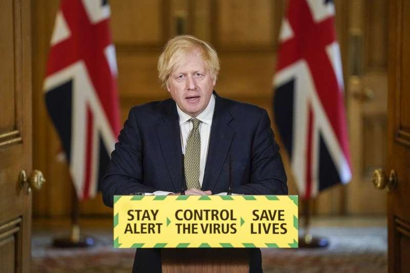 違反禁足令爭議:英國首相強森護航高級顧問康明斯(AP)