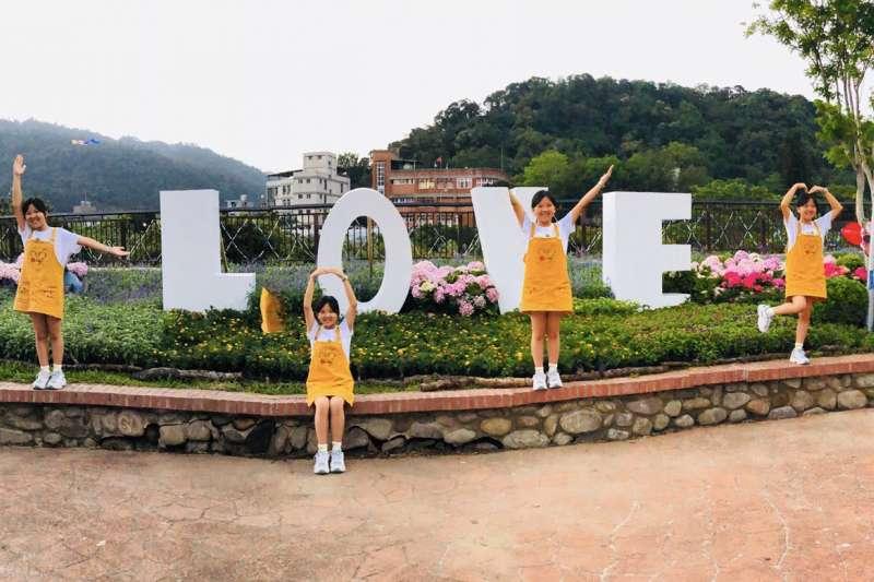 5月30日起登場的「2020南庄花卉節」,共推出5大展區、5大浪漫主題、15處花卉香氛藝術地景及打卡新熱點。(圖/參山處提供)