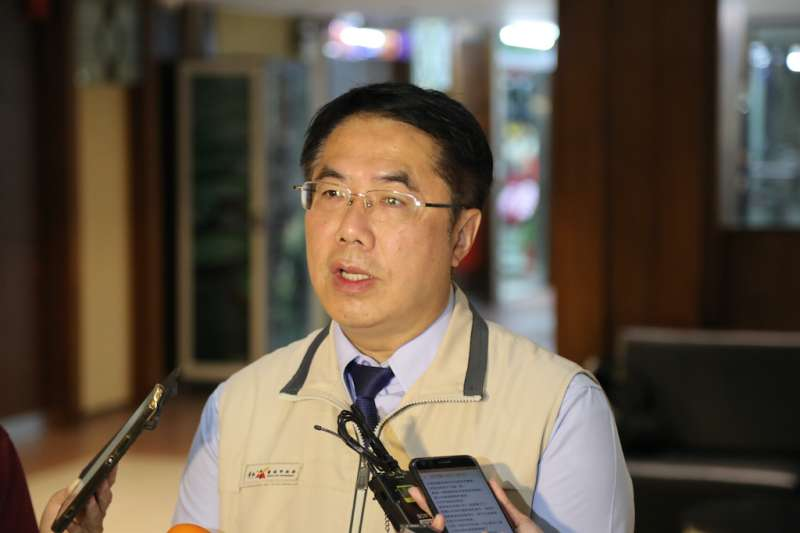 台南市長黃偉哲(見圖)表示,ECFA若不續約,台灣每年就必須面對600億關稅。(資料照,台南市政府提供)