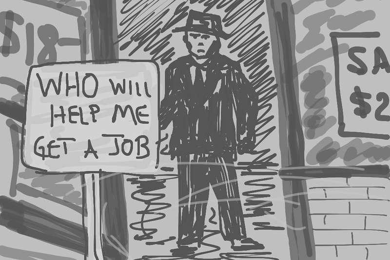 勞動部通過「應屆畢業青年就業措施」,幫助十幾萬青年就業,同時企業也有相對應補助。(圖:flickr)