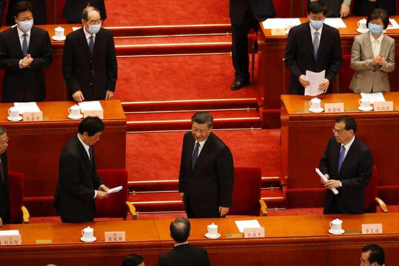 疫情過後,中國崛起已勢不可擋?(美聯社)