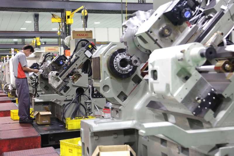 精密機械產業鏈回流中南部,帶動工廠需求提升。(新新聞資料照)