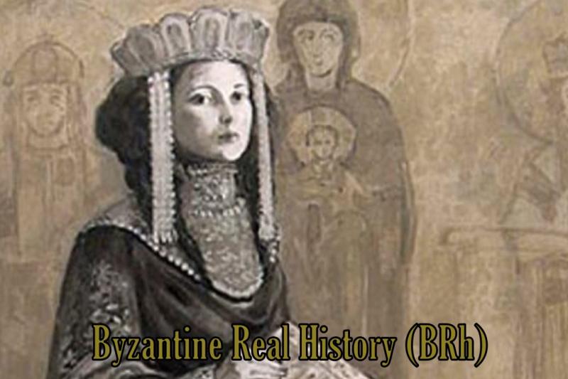 Anna Komnene作為當時最尊貴的紫袍公主,從小便在君士坦丁堡接受最優秀的教育。(圖/Byzantine Real History@youtube)