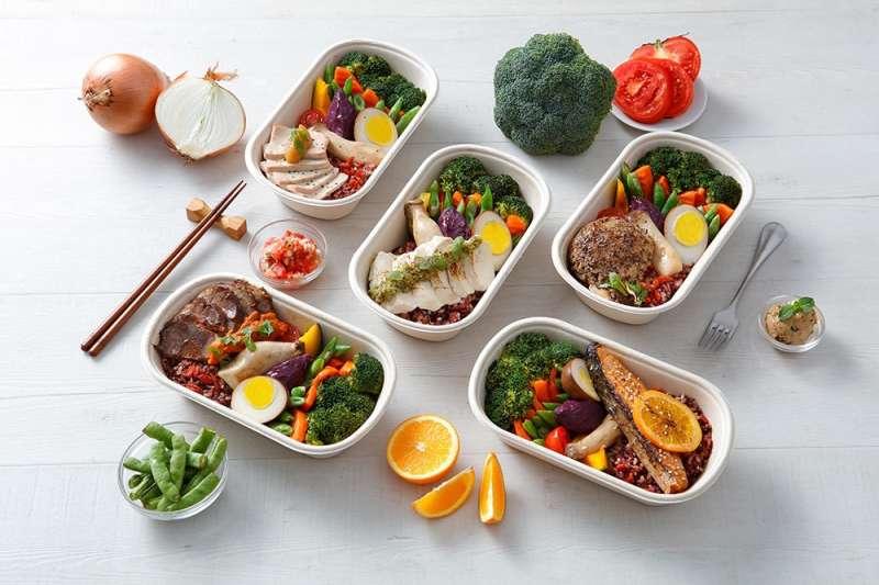 龐德食計營養餐盒全程以瑞康屋鍋具低溫無水烹調,兼顧健康和美味。(圖/瑞康屋提供)