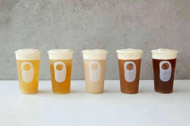 這10家有著明星光環的手搖飲,你喝過幾家呢?(圖/網路溫度計)