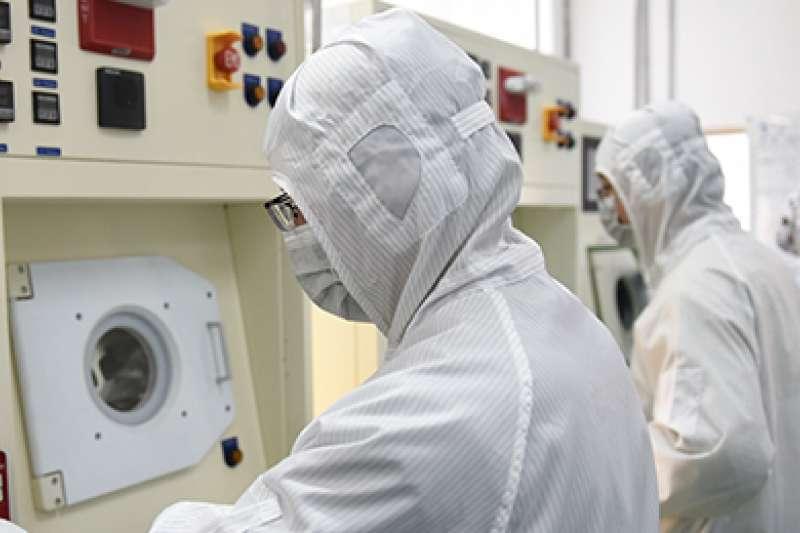 瑞耘從事半導體製程業務,今年來漲幅顯著(圖片來源:公司官網)