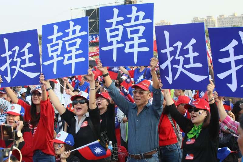 2020總統大選時在國民黨操盤的孫大千表示,韓國瑜已得到國民黨所有基層的票,但最後卻敗選,主要是新興選民最後投給民進黨。(資料照片,柯承惠攝)