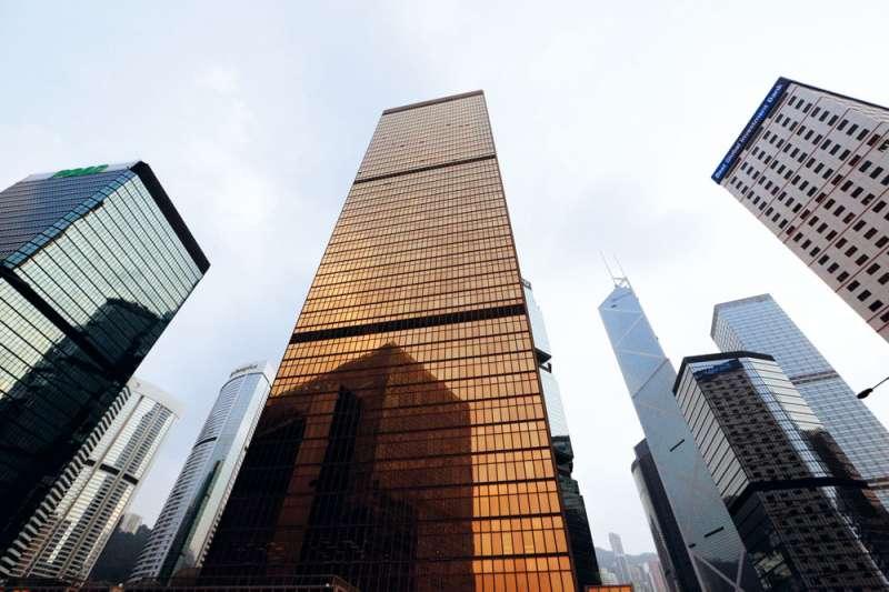 香港對中國的外匯供給有不可替代性,這也是香港成為國際金融中心主因。(新新聞資料照)