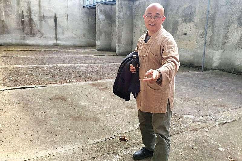 廖亦武蹲過4年牢、記錄無數中國底層邊緣人故事,自言「寫作是為了排毒」。(廖亦武提供)