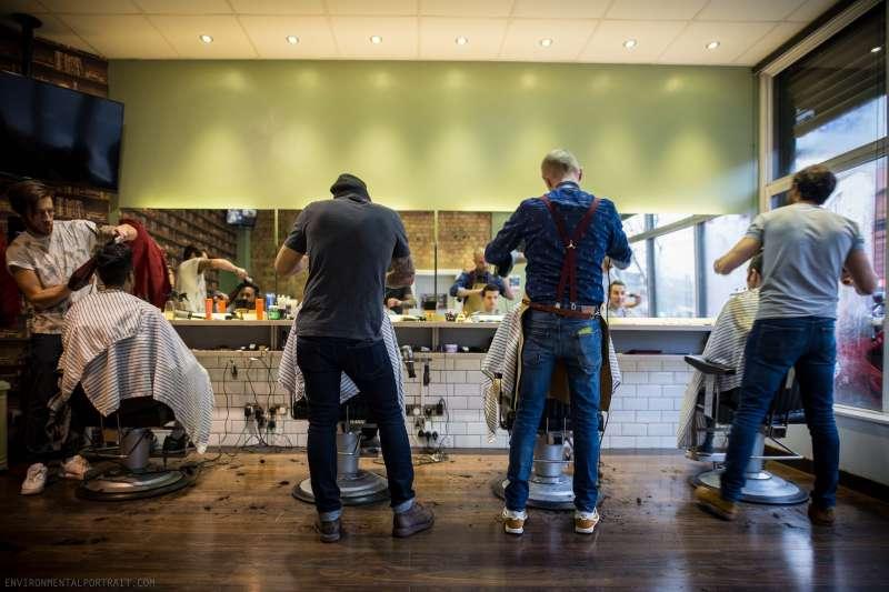 作者以朋友開設第一家「百元剪髮店」為例,說明不一定非要高深的科技創新才是創新,商業模式也很值錢。(示意圖,取自pixabay)