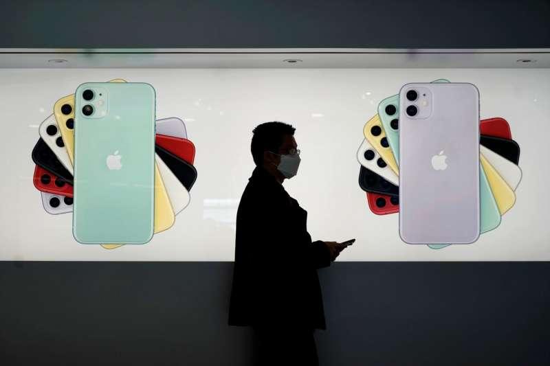 有1300多家美國公司在香港開展業務,其中許多都在香港設有辦事處,包括蘋果、寶潔、聯邦快遞等。(AP)