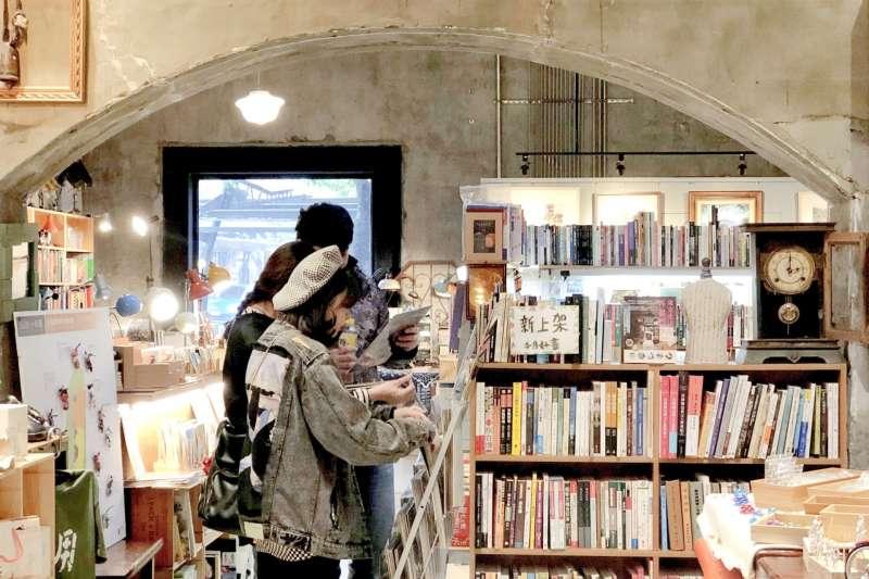 書局不只有誠品可以逛,宜蘭的這幾間私人書店也別有韻味!(圖/方格子提供)