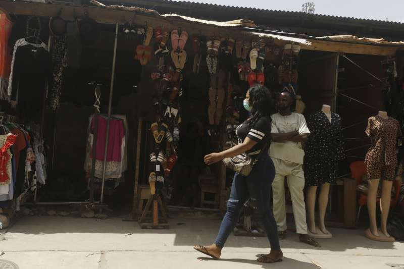 奈吉利亞性暴力猖獗,且因社會文化視為羞恥,性侵受害者的報案比率奇低。(AP)