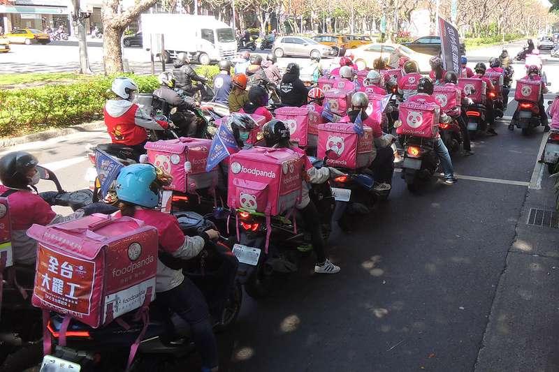 疫情拉升業務,熊貓外送宣布自12日起,全台將有12縣市實施全天候外送服務。(圖:flickr)