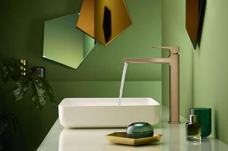 以下精選多種備受五星級酒店青睞的衛浴品牌,在家也要好好享受。(圖/Hansgrohe提供)