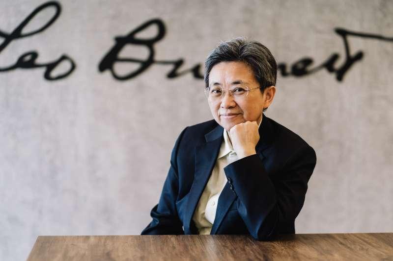 她是黃麗燕,大家都叫她瑪格麗特,知名外商李奧貝納集團執行長暨大中華區總裁。(圖/先覺出版提供)