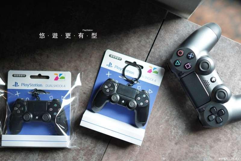 DS4造型悠遊卡掀起搶購熱潮。(圖/Would you magazine)
