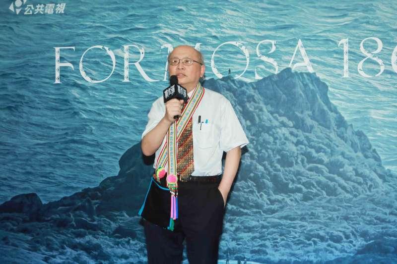 20200611-《斯卡羅》改編自陳耀昌醫師原著,希望傳達臺灣各族群的「和解、共生」。(公視提供)