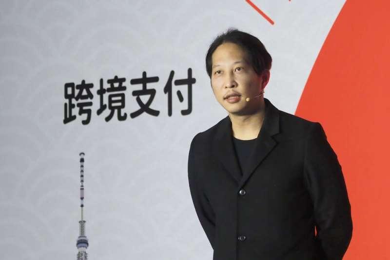 胡亦嘉是證券圈極少數敢正面衝撞金管會的人之一, 持平而論,滿適合當台灣金融業的「鯰魚」。(林瑞慶攝)