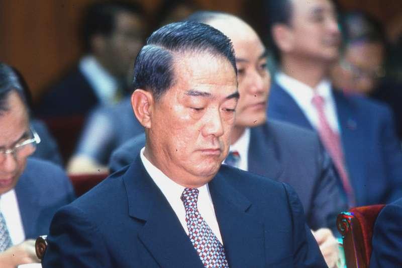 宋楚瑜對行政院官僚的心態頗為感冒。(新新聞資料照)