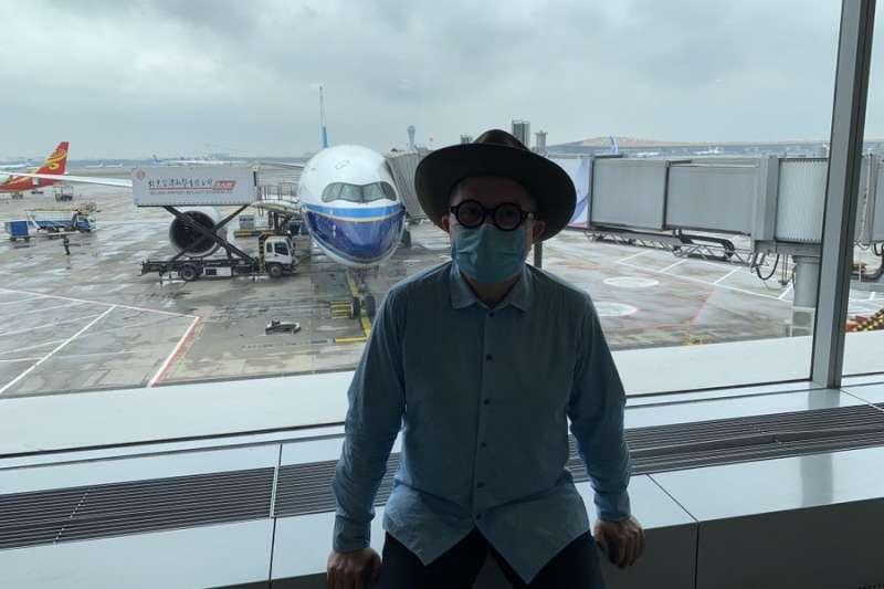 2020年5月8日,《紐約時報》駐北京記者儲百亮(Chris Buckley)被迫離開中國(Chris Buckley@Twitter)
