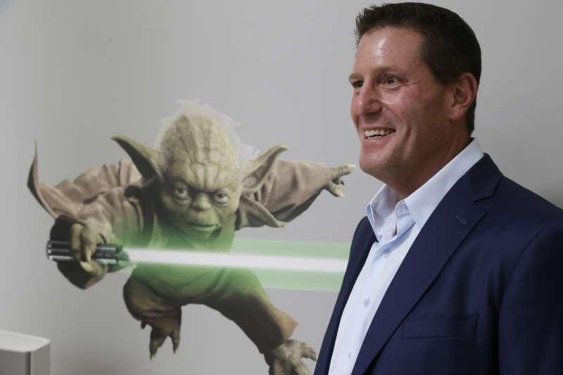 從迪士尼跳槽的「字節跳動」營運長、抖音(TikTok)執行長梅爾(Kevin Mayer)(AP)