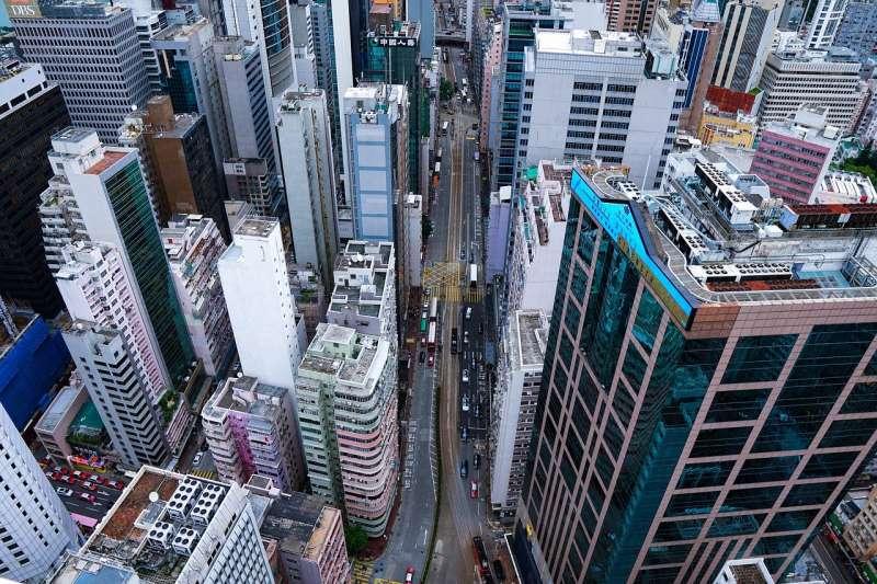 香港(圖 / blazejosh@pixabay)