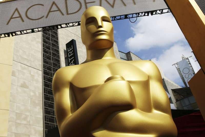 奧斯卡金像獎。(AP)