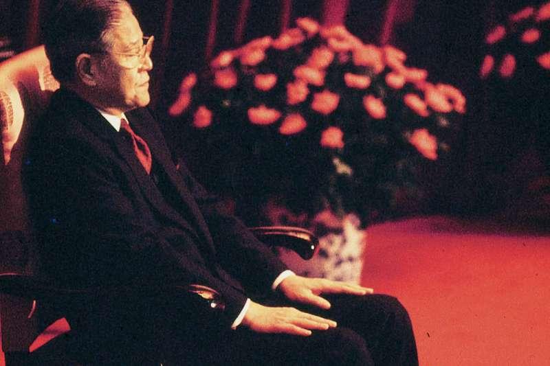 李登輝的名位是強人給的,但他的權力必須自己創造出來。(新新聞資料照)