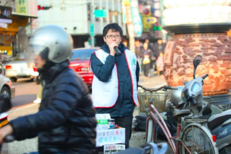 民進黨桃園市議員王浩宇(見圖)罷免案日前通過。(資料照,取自王浩宇臉書)
