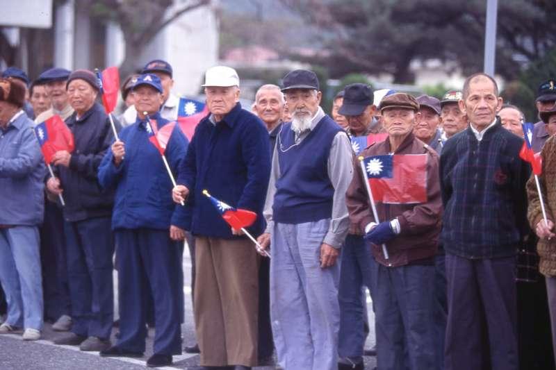 外省籍人士在政治、經濟與社會活動上,形成緊密的連帶關係。(新新聞資料照)