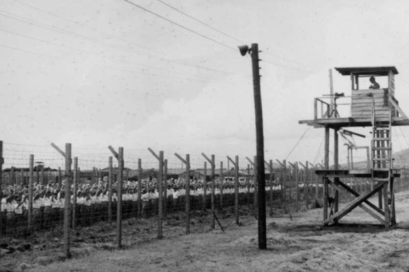 濟州島戰俘營。(作者常成提供)